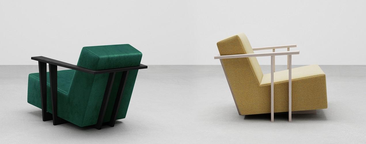 F2 armchair