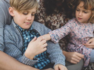 על קנאת אחים והזדמנות הורית