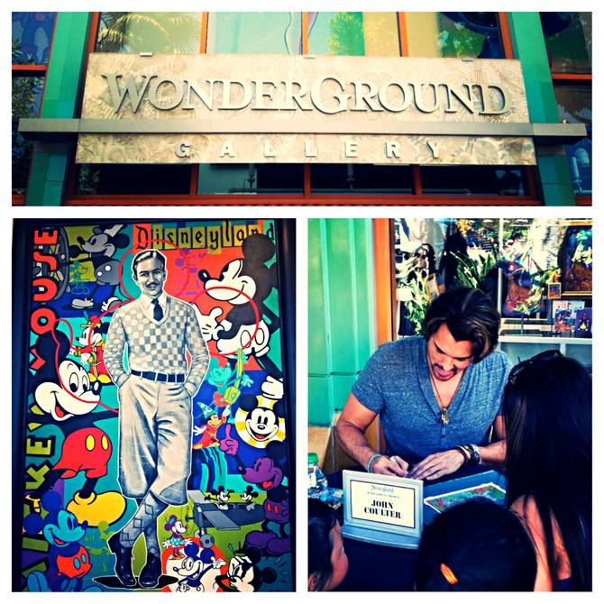 Wonderground Gallery Appearance and Signing!