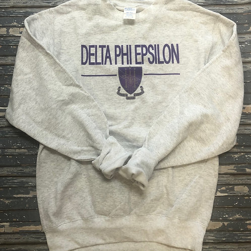 Delta Phi Epsilon Classic Crest Sweatshirts and T-shirts