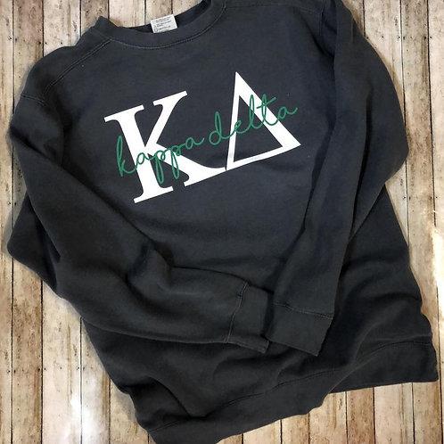 Kappa Delta Pepper Sweatshirt