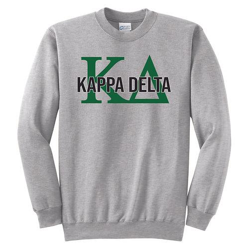 Kappa Delta Greek Bebas Sweatshirt