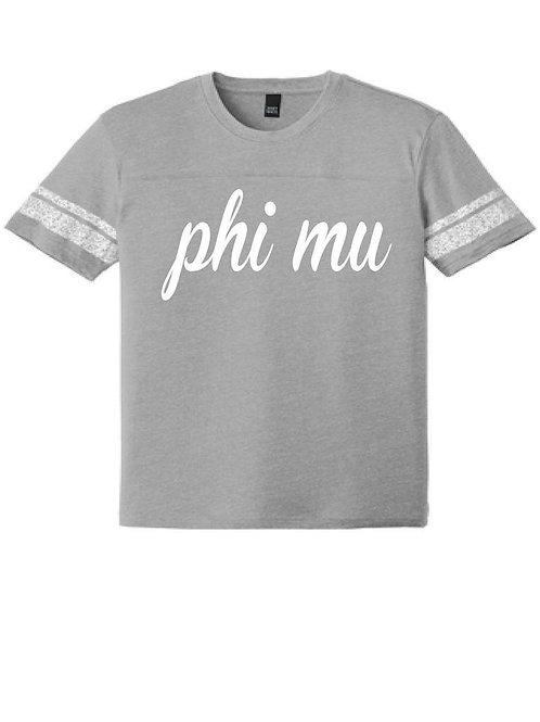 Phi Mu District Made GameT Shirt