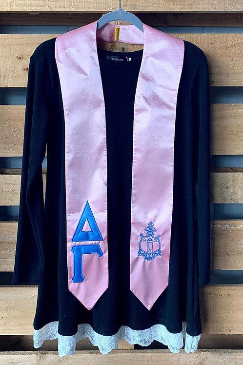Delta Gamma Graduation Stole