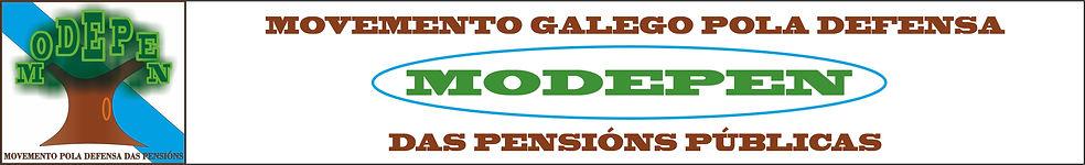 MODEPEN movemento galego pola defensa das pensións públicas