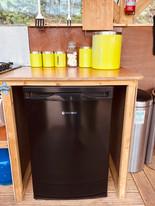 Tawny kitchen