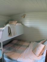 Tawny interior