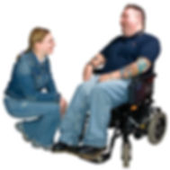 homecare and support for disabled adults
