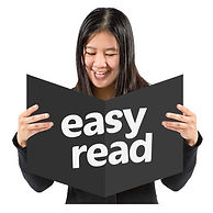 Easy Read Web Page