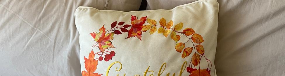 Gratefull Dead Pillow