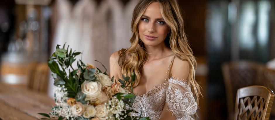 Svatební editorial - Suška