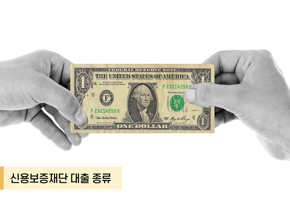 신용보증재단 대출 종류