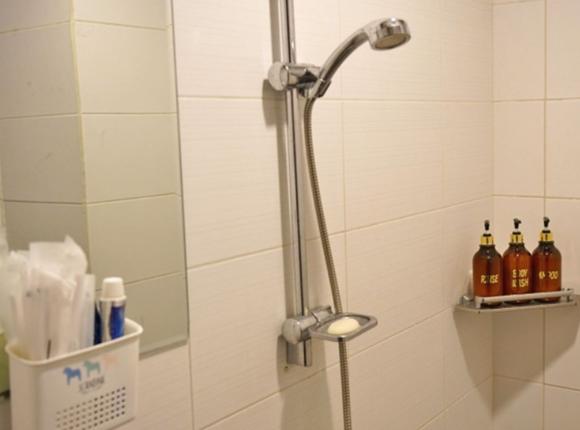 의정부 아로마 마사지 샤워실