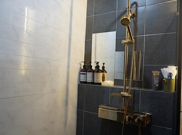 인천 스웨디시 마사지 샤워실