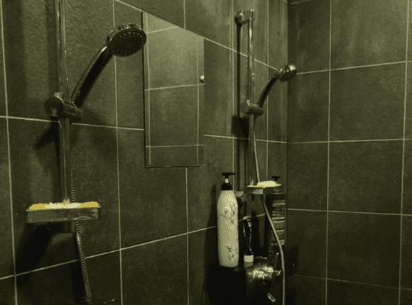 인천 송도동 더마치테라피 샤워실