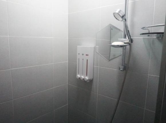 부산 스웨디시 마사지 샤워실