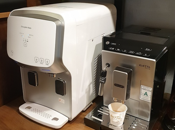 대전 아로마 마사지 커피머신