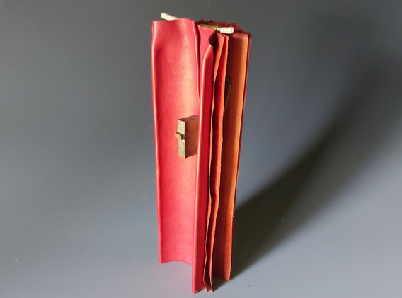 Standing book form