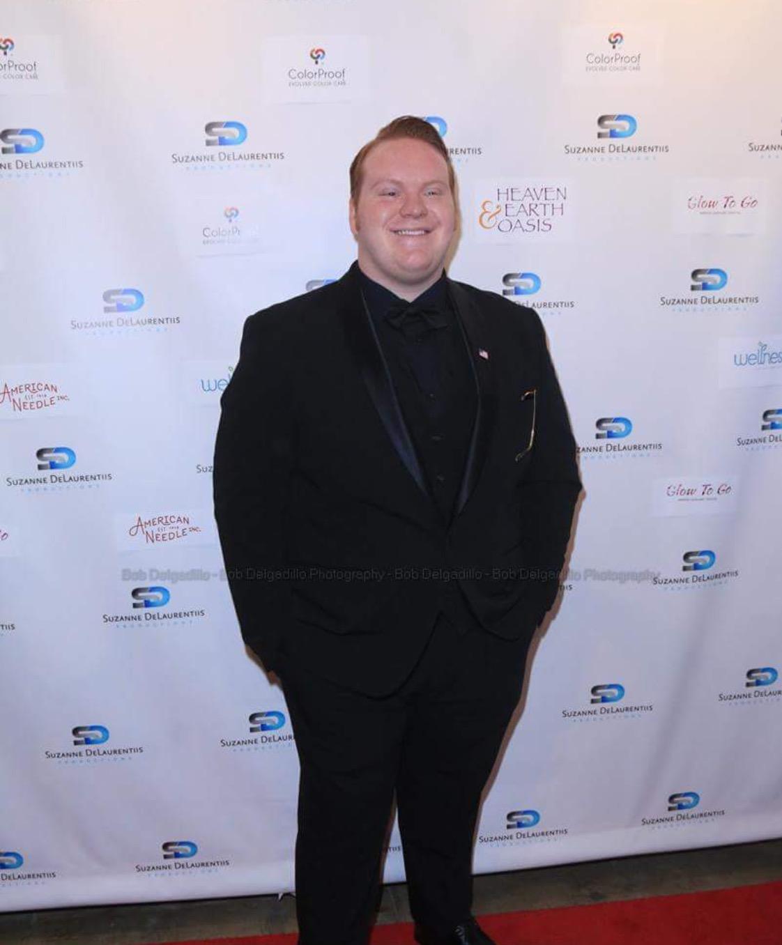 Shawn Clifford at DeLaurentiis Oscar