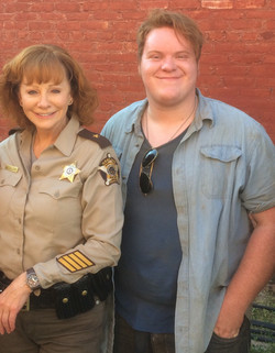 Shawn Clifford and Reba McEntire