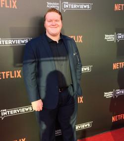 Shawn Clifford Netflix Red Carpet