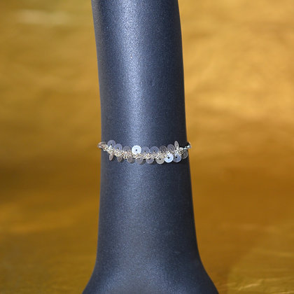 Bracelet or pâle