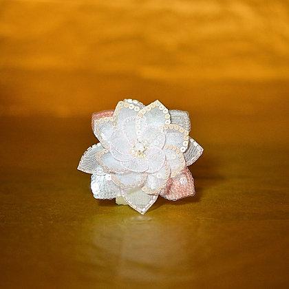 Fleur rose pâle