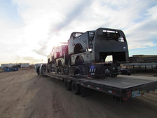 Shipment of CM Truck Beds