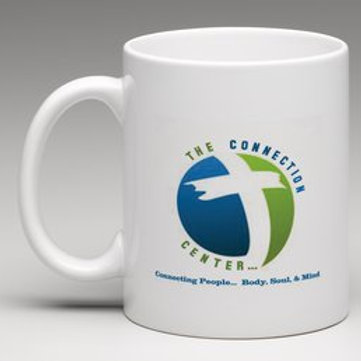 The Connection Center Coffee Mug