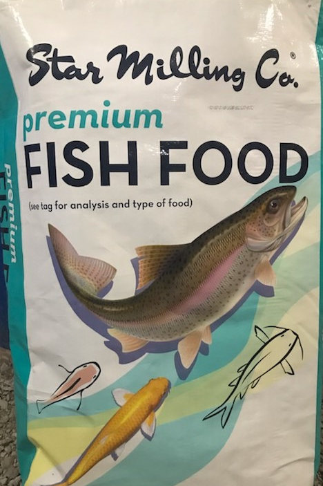 Premium Tilapia Fingerling Food:  37% Protein