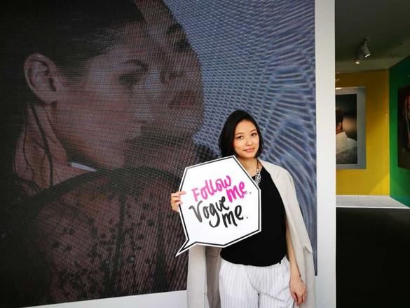 Vogue Me X Jennifer Su