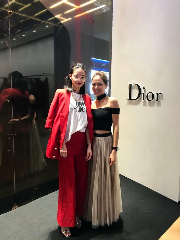 今日穿搭‖ Dior Homme 活动 OOTD‖ Dior Homme Party