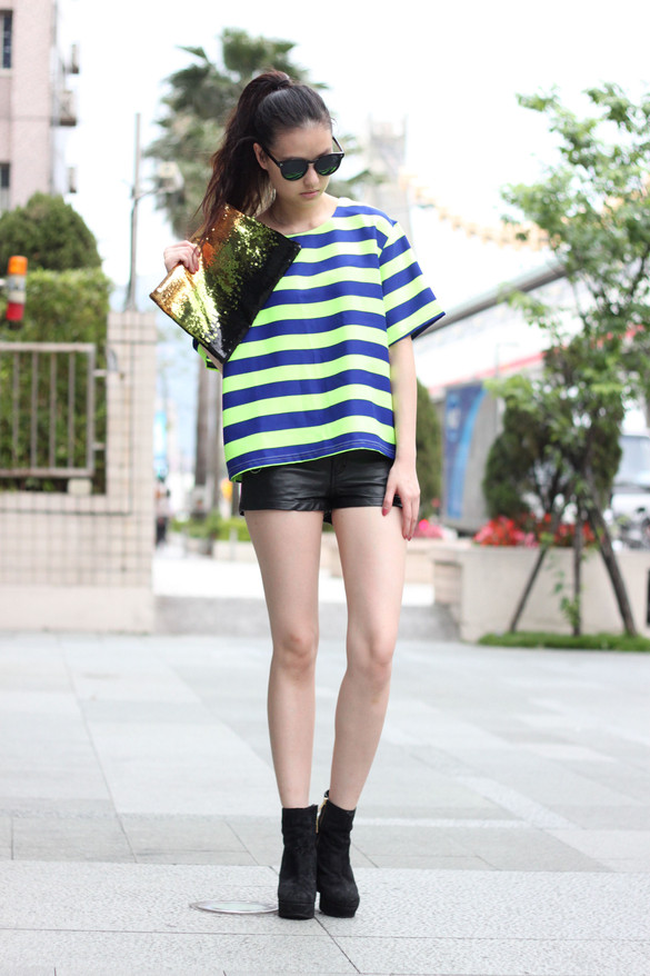 OOTD‖ Summer Stripes 今日穿搭‖ 夏日条纹