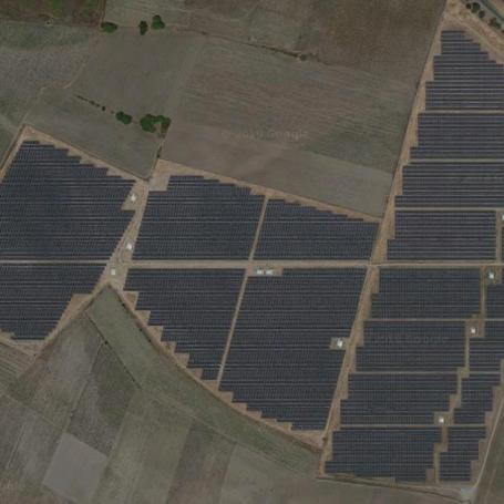 23 MWp RASLAG Solar Power Plant