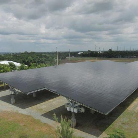 206.5 kWp Grid-Tied Carport