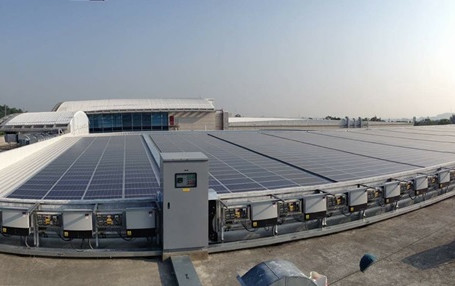 717.6 kWp Grid-Tied System