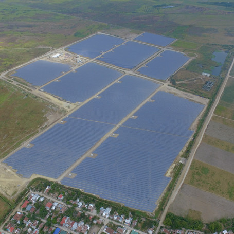 50 MWp Petrosolar Power Plant