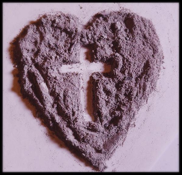 Ash Wednesday falls on Valentine's Day.