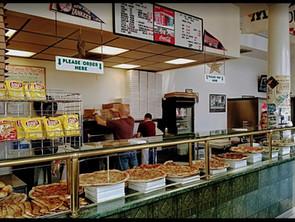 Politics in a Pizza Shop