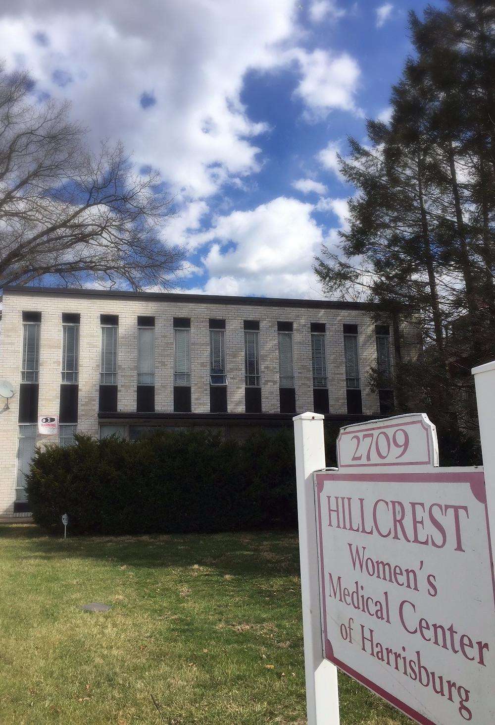 Hillcrest Women's Medical Center - 3-8-17