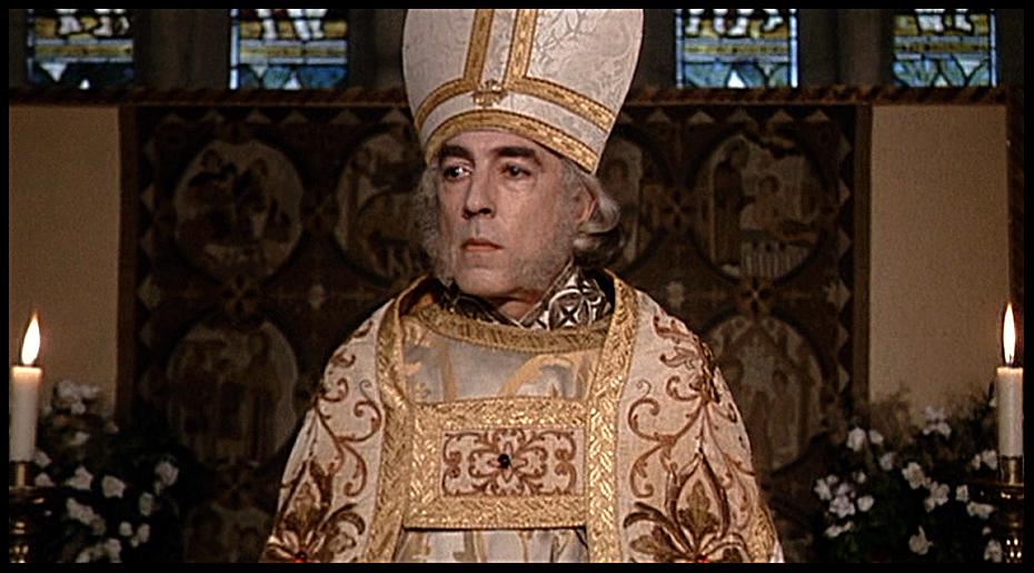 The Impressive Clergyman from The Princess Bride.