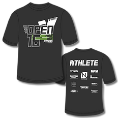 2016 CFIV OPEN - Event T-Shirt