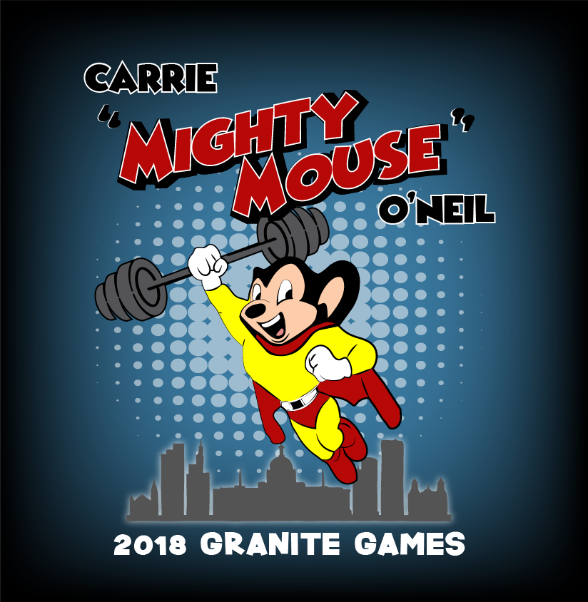 "Carrie ""Mighty Mouse"" O'Neil"