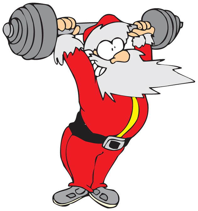 Merry Christmas from CrossFit Inland Valley!