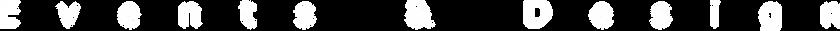 Rosado Events Logo