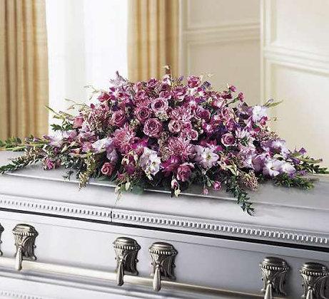 Funeral Full Casket Spray