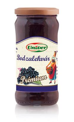 Bodzalekvar-czarny bez
