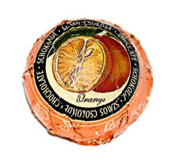 Szamosgolyó narancsos pomarańcza