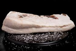 Mangalica sózott szalonna-słonina z mangalicy w soli
