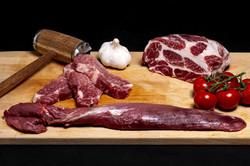 Mięso z mangalicy
